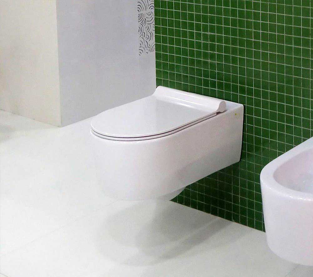 انواع توالت وال هنگ Bathco مدل UF/4529